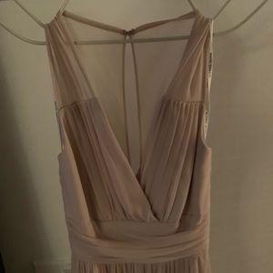 Alfred Sung Palomino Bridesmaid Dress